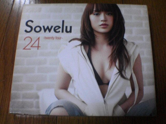 ソエルCD 24-twenty four-Sowelu初回DVD付  < タレントグッズの