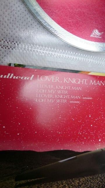 シングルCD LOVER KNIGHT MEN ソウルベッド < タレントグッズの