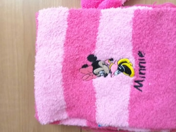 Minnieちゃんの新品タグあり手袋&マフラー   今だけ送料込み