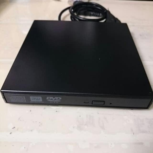 ポータブルDVD-RWドライブ USB接続 < PC本体/周辺機器の
