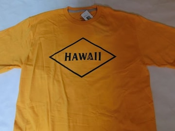 ボルコム 【GIVEBACK SERIES】【HAWAII】ロゴT US XL YEL