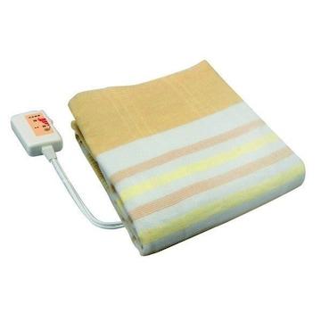 ★ヒロックス ダニ退治機能付 洗える 電気毛布 敷タイプ