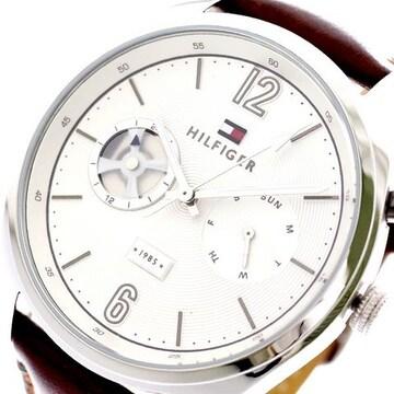 トミーヒルフィガー 腕時計 メンズ 1791550 クォーツ