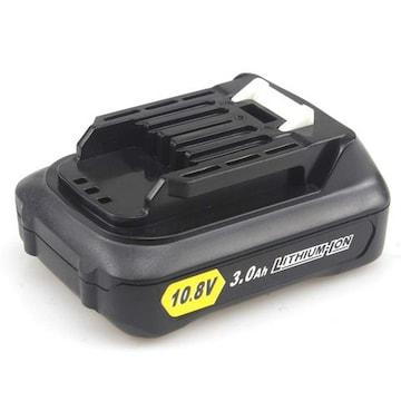マキタBL1015互換バッテリー10.8V/12V 3000mah