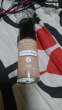 レブロン/カラーステイメイクアップ220/新品未使用