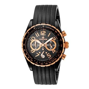 フォリフォリ 腕時計 レディース WF8Y053ZEK-BK クォーツ