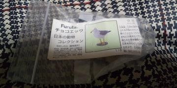 ウミネコ★チョコエッグ 日本の動物コレクション■Furuta