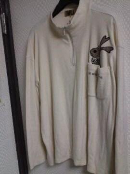 MUスポーツアクリルジップセーター54