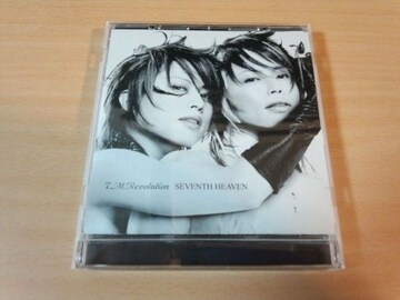 T.M.Revolution CD「SEVENTH HEAVEN」西川貴教TMR●
