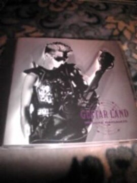 CD:春畑道哉(TUBE)GUITAR LAND