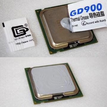 CPUグリス GD900 高性能 シリコン ヒートシンク 使い切りタイプ