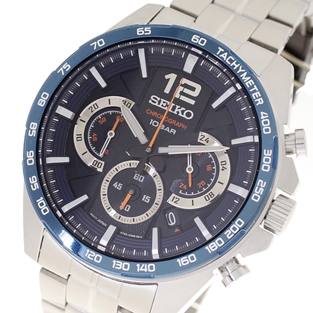 セイコー SEIKO 腕時計 メンズ SSB345P1 クォーツ  < ブランドの