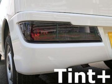 Tint+再利用OKアトレーワゴンS321G後期テールランプ スモークフィルムS320G系