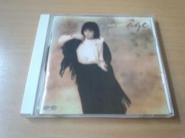 斉藤由貴CD「age アージュ」●