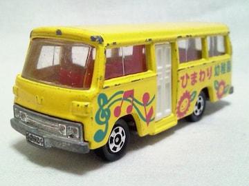 絶版トミカ��60 ローザ 幼稚園バス