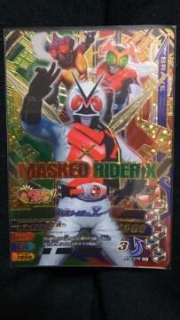 ガンバライジング 仮面ライダーX