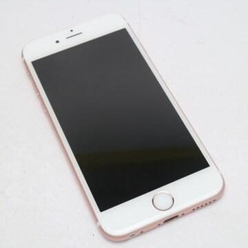 ●新品同様●UQmobile iPhone6S 32GB  ローズゴールド●