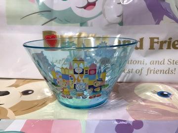 香港ディズニーランド★ダッフィー プラスチック製ボウル★