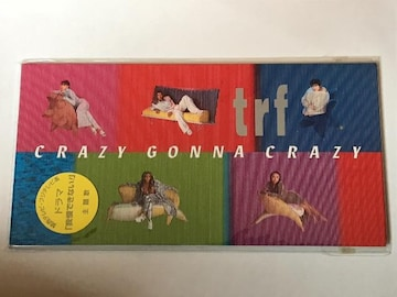 trf / CRAZY GONNA CRAZY