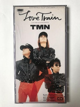 TMN / Love Train / We Love the EARTH