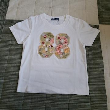 90cmぐらい 和柄 Tシャツ