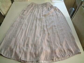 INGNI  ロング フレアスカート Mサイズ