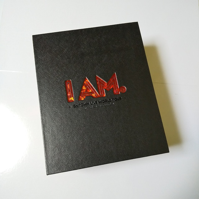 I AM★コンプリートDVD BOX(DVD4枚組)SMTOWN LIVE WORLD TOUR < タレントグッズ