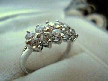 ■■特上ダイヤモンド10粒、計1.031ct