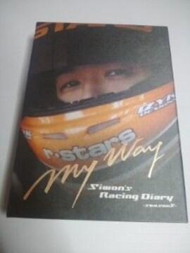 DVD2枚組リュシウォンのレーシングダイアリーシーズンIV送料込み