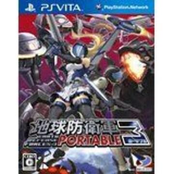 ■PlayStation Vita『地球防衛軍 3 PORTABLE』