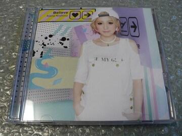 西野カナ『Believe』初回限定盤【CD+DVD】台湾LIVE/他にも出品中