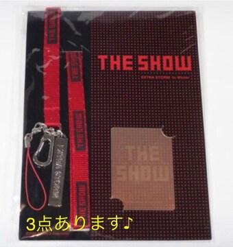 嵐 櫻井翔 ソロコン THE SHOW★ストラップ&スクリーンカット