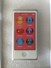 ●iPod nano 第7世代 本体 16GB シルバー 新品 コード、ケース●