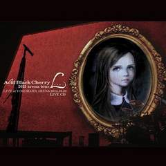 ∴Acid Black Cherry【32246】2015 arena tour L LIVE★新品2CD