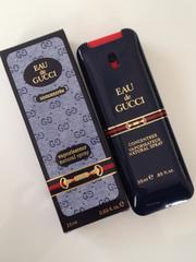 GUCCI*EAU de GUCCI.natural spray*25ml/未使用.送料込み