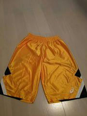 アシックス バスパン(濃い黄色)   size150