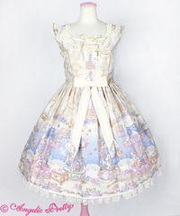 Eternal Carnivalジャンパースカート&カチューシャセット