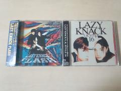 LAZY KNACK CD2枚セット★レイジー・ナック 浅倉大介P★
