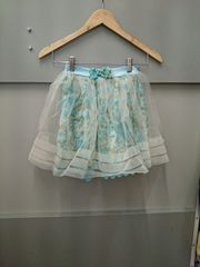 LIZ LISA☆花柄オーガンジー重ねスカート