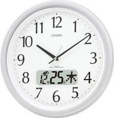 【新品】シチズン 掛け時計 ネムリーナカレンダーM02 4FYA02-019