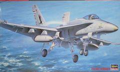 1/72 ハセガワ アメリカ海軍・海兵隊 F/A-18C ホーネット