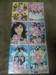 「美女学」DVD1〜6枚セット モベキマス モーニング娘。スマイレージ℃-uteベリーズ