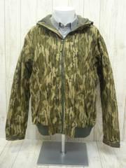 即決☆コロンビア 特価 中綿+裏フリース 防寒ジャケット CAMO/XL 新品