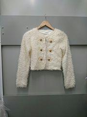 LIZ LISA☆プードルモコモコ羽織り