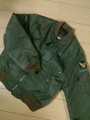 I.SPIEWAK&SONS MA-1(MOD)USA製ボンバージャケット