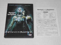 DVD★クイーン・オブ・ザ・ヴァンパイア チャプターリスト付
