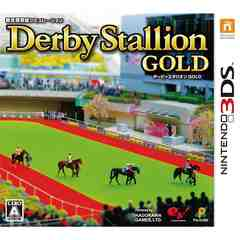 3DS》ダービースタリオンGOLD 〈特典入〉 [174000453]