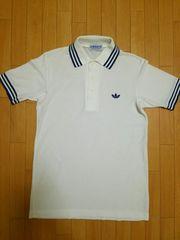 80s デサント製 adidas ポロシャツ