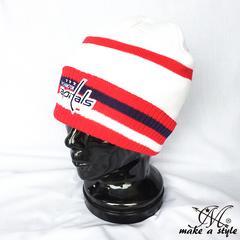 NHL Capitalsワシントン キャピタルズ ニットキャップ 768