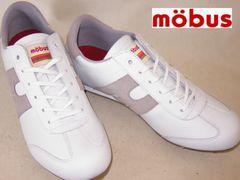 モーブス本皮レザー新品スニーカーDUISBURG�U1821T-1726 40